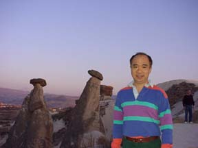 Capadocia Fairy Chimneys