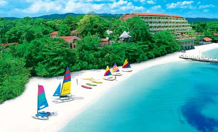 Sandals Grande Ocho Rios Beach Resort & Villas